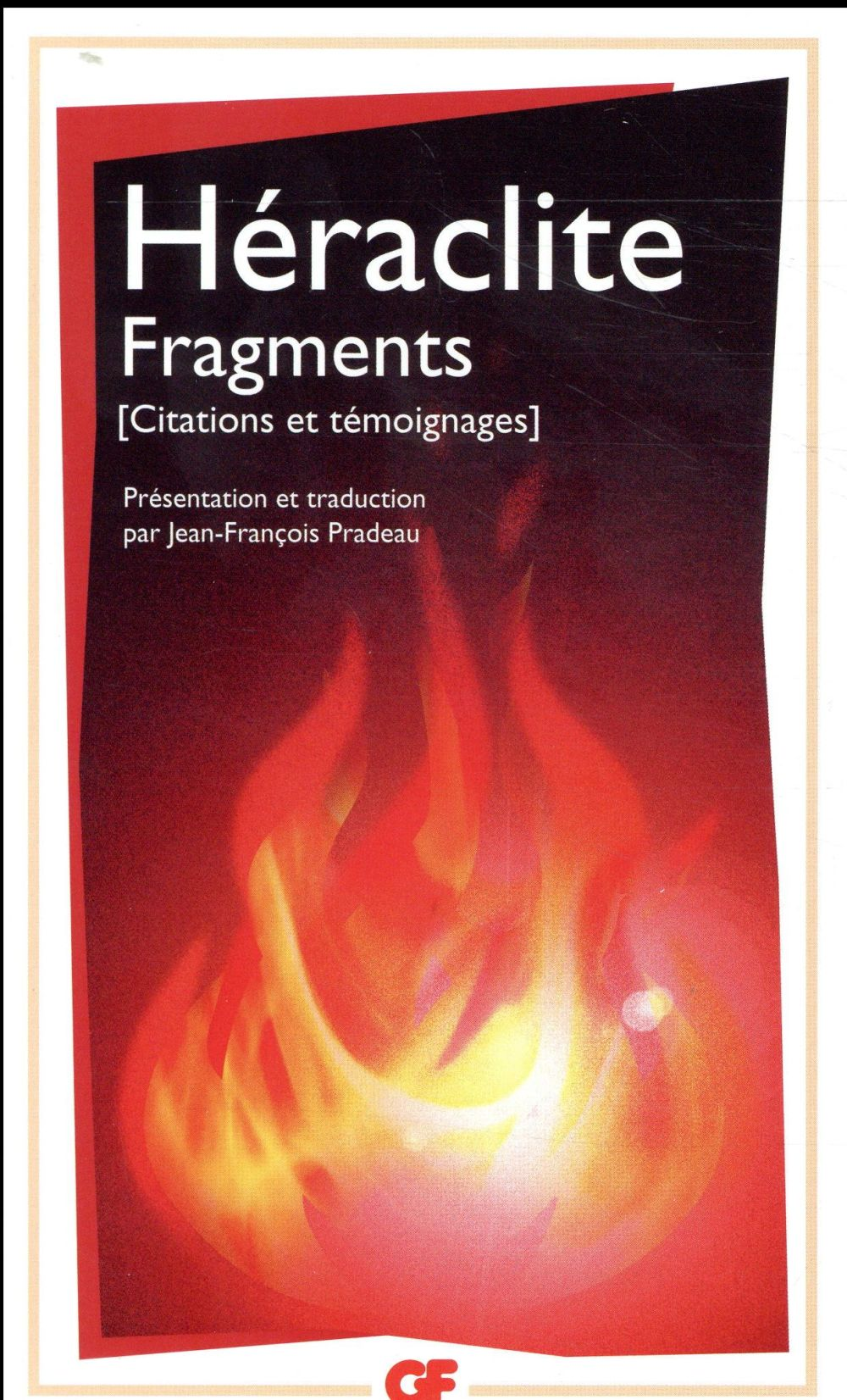 FRAGMENTS - CITATIONS ET TEMOIGNAGES